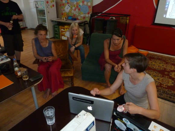Open Design Workshop Foto