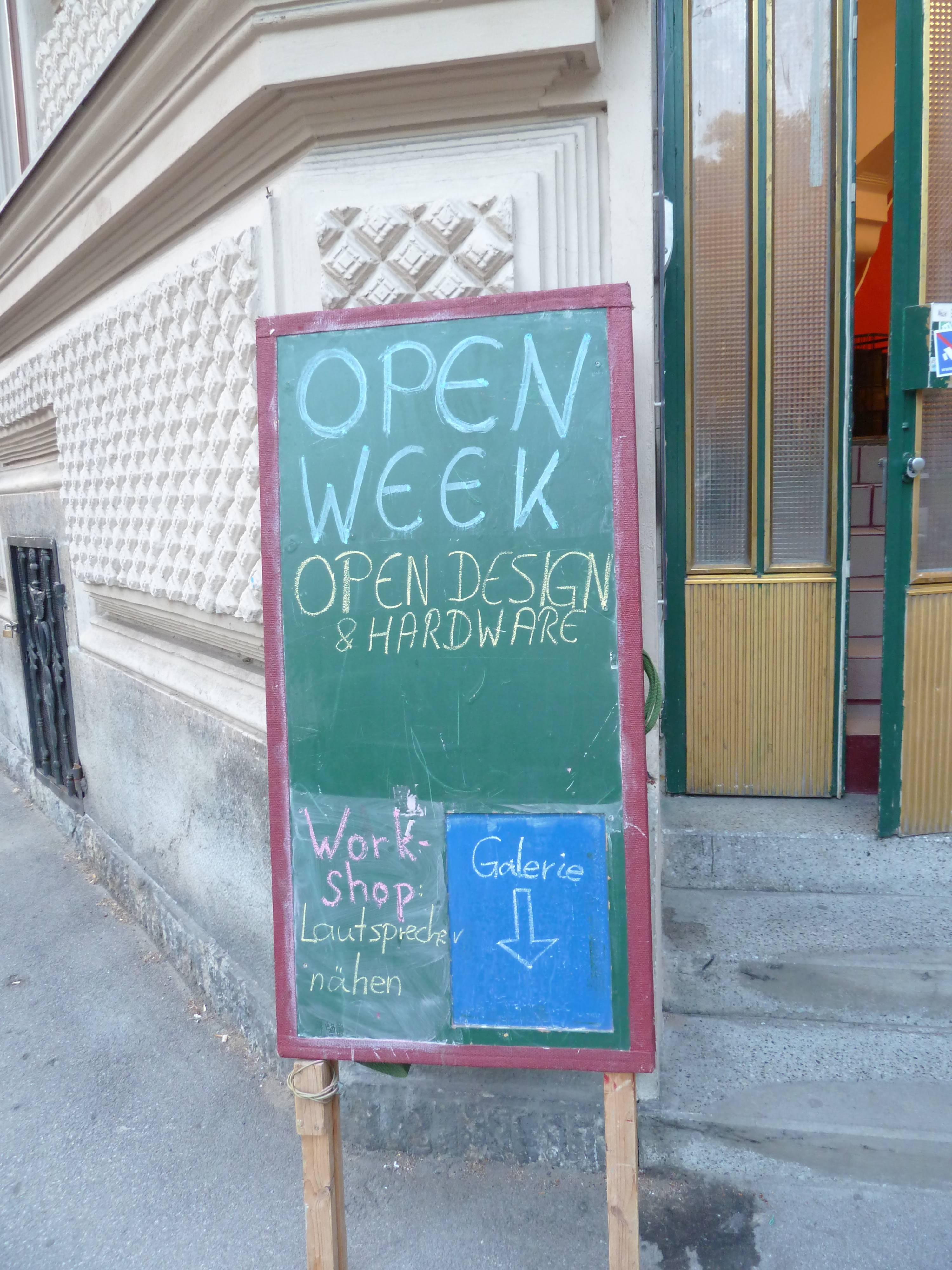 Open Week 3
