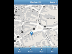 VU Location Based Service