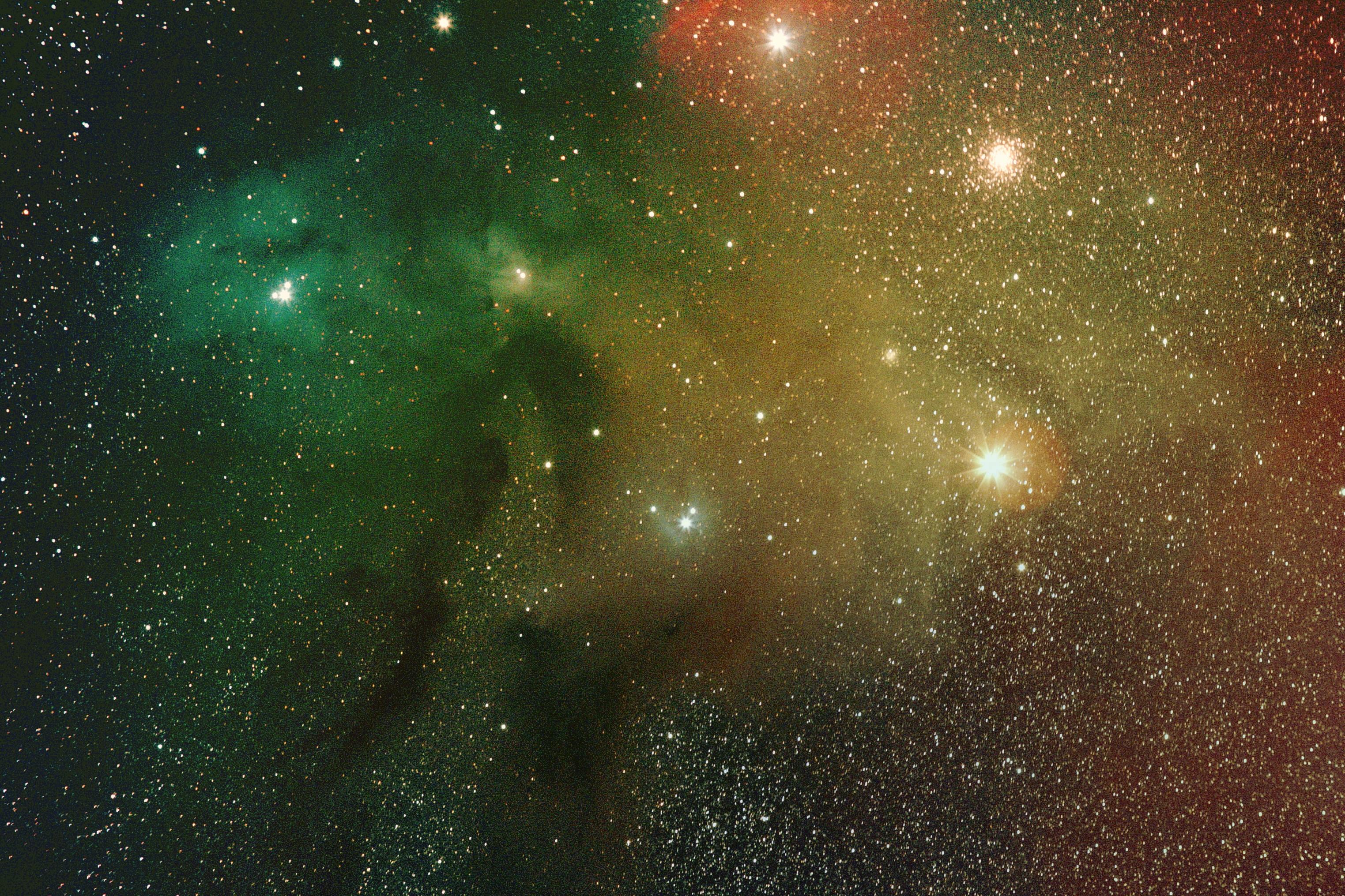 Rho Ophiuchus Nebula, cc by-nc-sa 2.0 rudynix