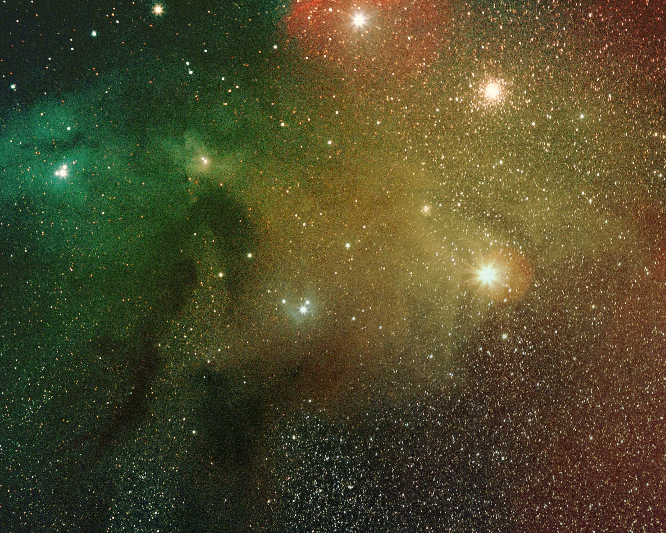 Rho Ophiuchus Nebula cc by-nc-sa 2.0 rudynix